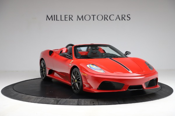 Used 2009 Ferrari 430 Scuderia Spider 16M for sale Call for price at Rolls-Royce Motor Cars Greenwich in Greenwich CT 06830 12
