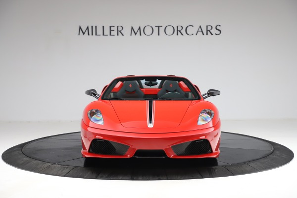 Used 2009 Ferrari 430 Scuderia Spider 16M for sale Call for price at Rolls-Royce Motor Cars Greenwich in Greenwich CT 06830 13
