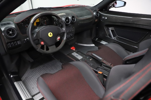 Used 2009 Ferrari 430 Scuderia Spider 16M for sale Call for price at Rolls-Royce Motor Cars Greenwich in Greenwich CT 06830 14