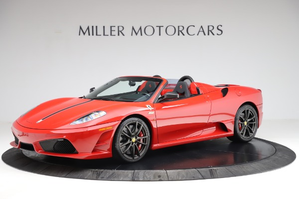 Used 2009 Ferrari 430 Scuderia Spider 16M for sale Call for price at Rolls-Royce Motor Cars Greenwich in Greenwich CT 06830 2
