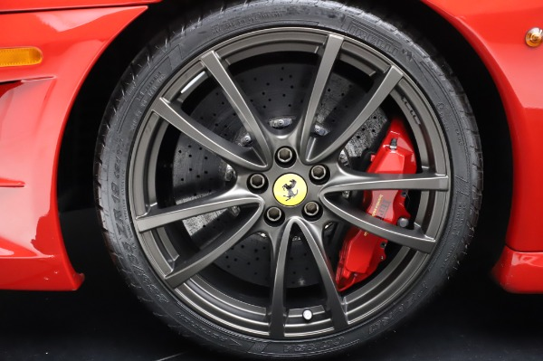 Used 2009 Ferrari 430 Scuderia Spider 16M for sale Call for price at Rolls-Royce Motor Cars Greenwich in Greenwich CT 06830 20