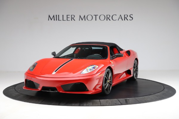 Used 2009 Ferrari 430 Scuderia Spider 16M for sale Call for price at Rolls-Royce Motor Cars Greenwich in Greenwich CT 06830 28