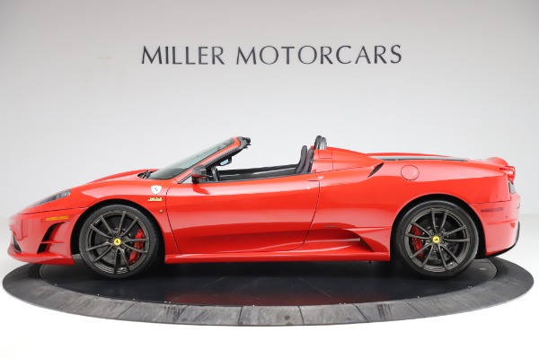 Used 2009 Ferrari 430 Scuderia Spider 16M for sale Call for price at Rolls-Royce Motor Cars Greenwich in Greenwich CT 06830 3