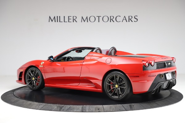 Used 2009 Ferrari 430 Scuderia Spider 16M for sale Call for price at Rolls-Royce Motor Cars Greenwich in Greenwich CT 06830 4