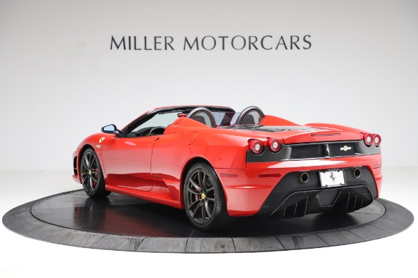 Used 2009 Ferrari 430 Scuderia Spider 16M for sale Call for price at Rolls-Royce Motor Cars Greenwich in Greenwich CT 06830 5