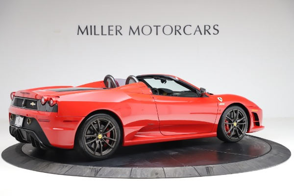 Used 2009 Ferrari 430 Scuderia Spider 16M for sale Call for price at Rolls-Royce Motor Cars Greenwich in Greenwich CT 06830 8