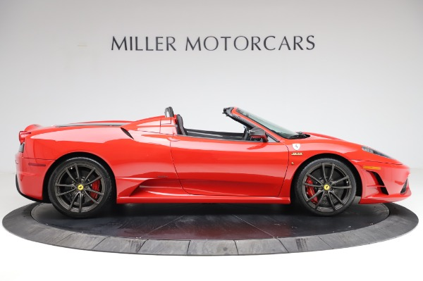 Used 2009 Ferrari 430 Scuderia Spider 16M for sale Call for price at Rolls-Royce Motor Cars Greenwich in Greenwich CT 06830 9