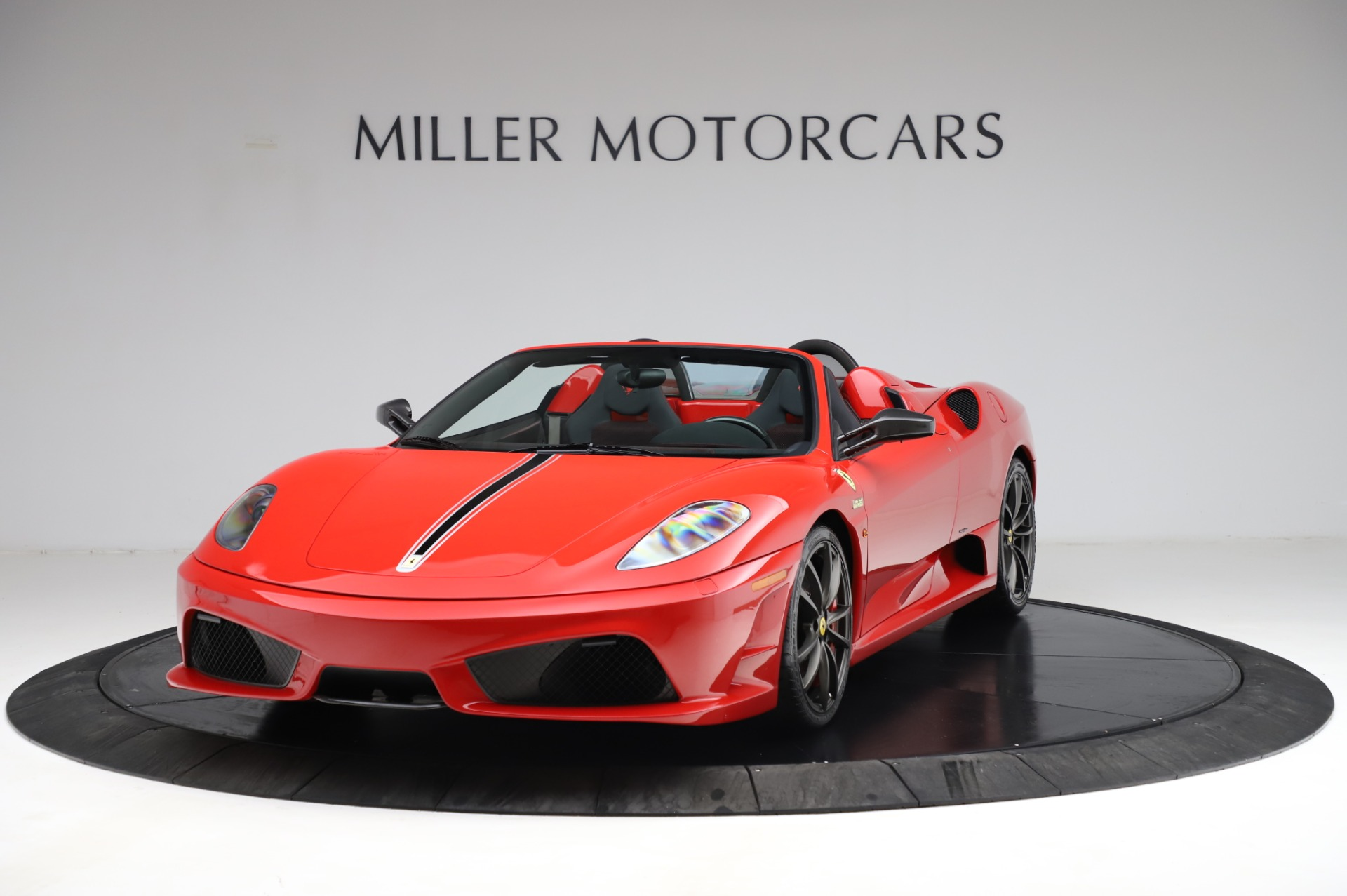 Used 2009 Ferrari 430 Scuderia Spider 16M for sale Call for price at Rolls-Royce Motor Cars Greenwich in Greenwich CT 06830 1