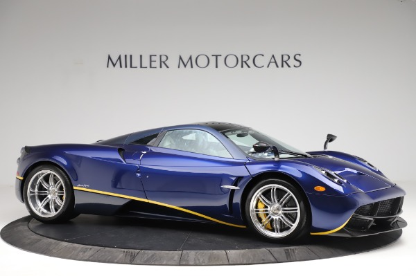 Used 2014 Pagani Huayra for sale Call for price at Rolls-Royce Motor Cars Greenwich in Greenwich CT 06830 10