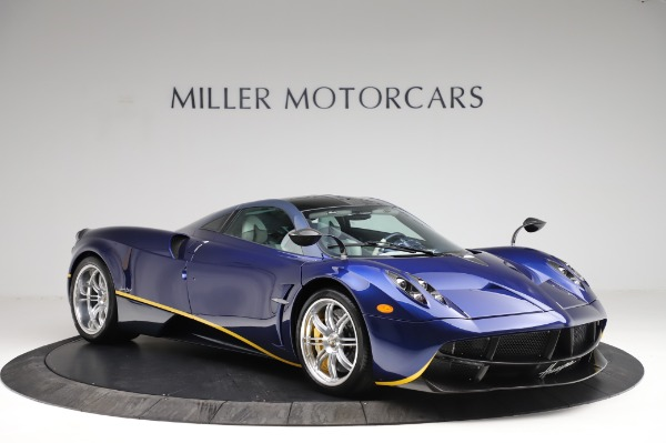 Used 2014 Pagani Huayra for sale Call for price at Rolls-Royce Motor Cars Greenwich in Greenwich CT 06830 11