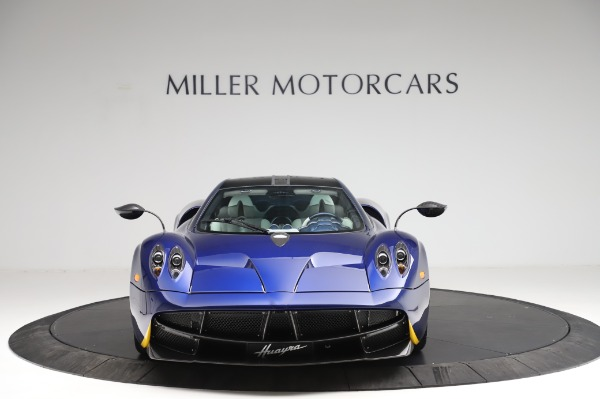 Used 2014 Pagani Huayra for sale Call for price at Rolls-Royce Motor Cars Greenwich in Greenwich CT 06830 12