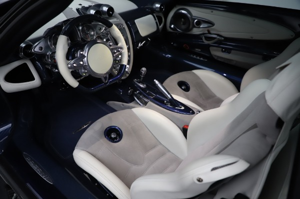 Used 2014 Pagani Huayra for sale Call for price at Rolls-Royce Motor Cars Greenwich in Greenwich CT 06830 13