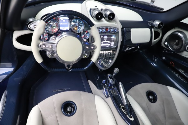 Used 2014 Pagani Huayra for sale Call for price at Rolls-Royce Motor Cars Greenwich in Greenwich CT 06830 17