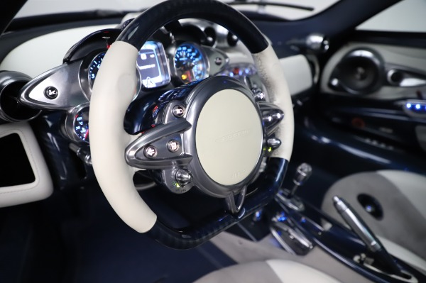 Used 2014 Pagani Huayra for sale Call for price at Rolls-Royce Motor Cars Greenwich in Greenwich CT 06830 18