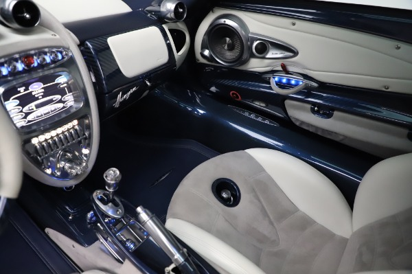 Used 2014 Pagani Huayra for sale Call for price at Rolls-Royce Motor Cars Greenwich in Greenwich CT 06830 19