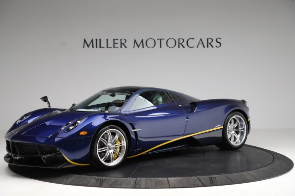 Used 2014 Pagani Huayra for sale Call for price at Rolls-Royce Motor Cars Greenwich in Greenwich CT 06830 2