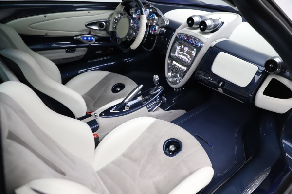 Used 2014 Pagani Huayra for sale Call for price at Rolls-Royce Motor Cars Greenwich in Greenwich CT 06830 21