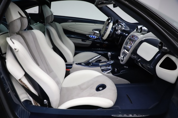 Used 2014 Pagani Huayra for sale Call for price at Rolls-Royce Motor Cars Greenwich in Greenwich CT 06830 22