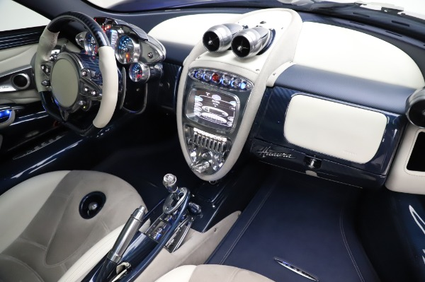 Used 2014 Pagani Huayra for sale Call for price at Rolls-Royce Motor Cars Greenwich in Greenwich CT 06830 24