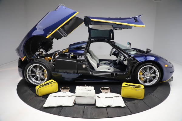 Used 2014 Pagani Huayra for sale Call for price at Rolls-Royce Motor Cars Greenwich in Greenwich CT 06830 26