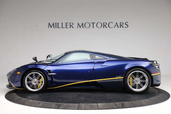 Used 2014 Pagani Huayra for sale Call for price at Rolls-Royce Motor Cars Greenwich in Greenwich CT 06830 3