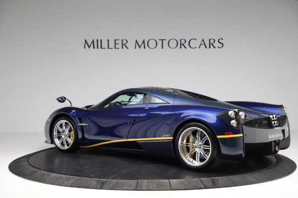 Used 2014 Pagani Huayra for sale Call for price at Rolls-Royce Motor Cars Greenwich in Greenwich CT 06830 4