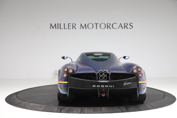 Used 2014 Pagani Huayra for sale Call for price at Rolls-Royce Motor Cars Greenwich in Greenwich CT 06830 6
