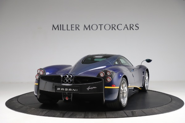 Used 2014 Pagani Huayra for sale Call for price at Rolls-Royce Motor Cars Greenwich in Greenwich CT 06830 7
