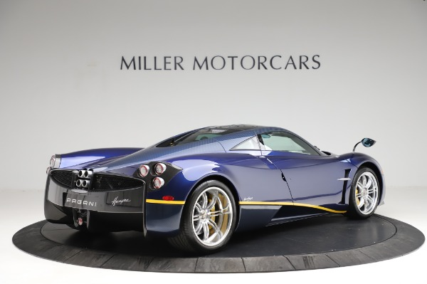 Used 2014 Pagani Huayra for sale Call for price at Rolls-Royce Motor Cars Greenwich in Greenwich CT 06830 8