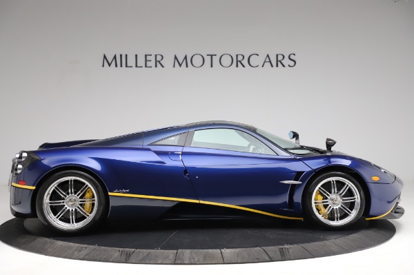 Used 2014 Pagani Huayra for sale Call for price at Rolls-Royce Motor Cars Greenwich in Greenwich CT 06830 9