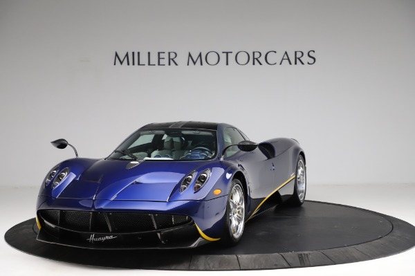 Used 2014 Pagani Huayra for sale Call for price at Rolls-Royce Motor Cars Greenwich in Greenwich CT 06830 1