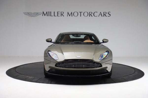 Used 2018 Aston Martin DB11 V8 for sale $151,900 at Rolls-Royce Motor Cars Greenwich in Greenwich CT 06830 11