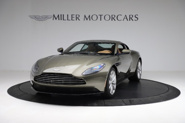 Used 2018 Aston Martin DB11 V8 for sale $151,900 at Rolls-Royce Motor Cars Greenwich in Greenwich CT 06830 12