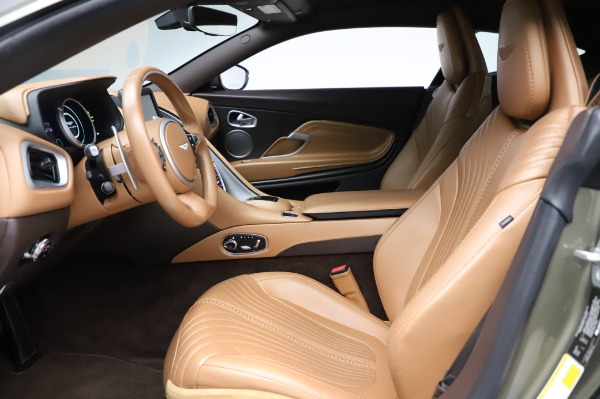 Used 2018 Aston Martin DB11 V8 for sale $151,900 at Rolls-Royce Motor Cars Greenwich in Greenwich CT 06830 13