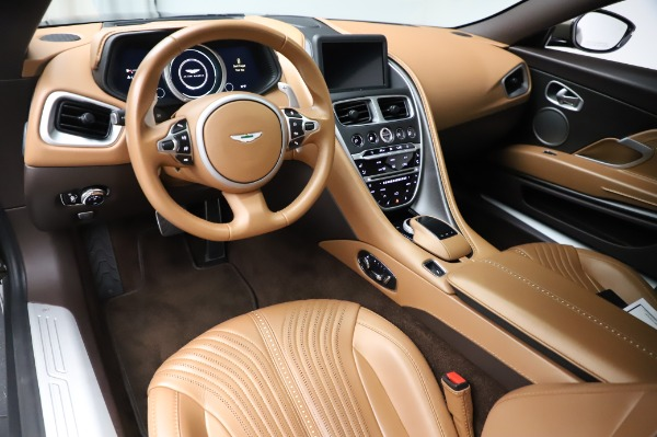 Used 2018 Aston Martin DB11 V8 for sale $151,900 at Rolls-Royce Motor Cars Greenwich in Greenwich CT 06830 14