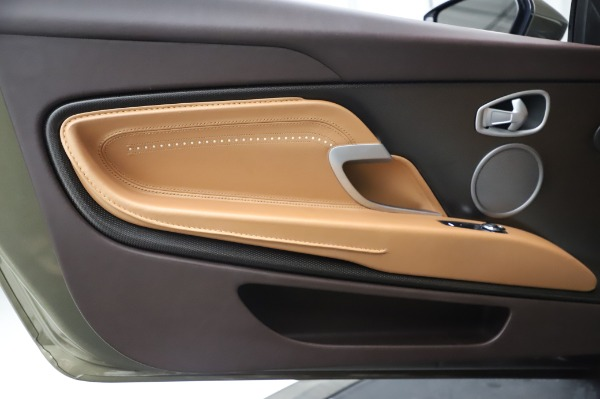 Used 2018 Aston Martin DB11 V8 for sale $151,900 at Rolls-Royce Motor Cars Greenwich in Greenwich CT 06830 17