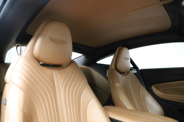 Used 2018 Aston Martin DB11 V8 for sale $151,900 at Rolls-Royce Motor Cars Greenwich in Greenwich CT 06830 20