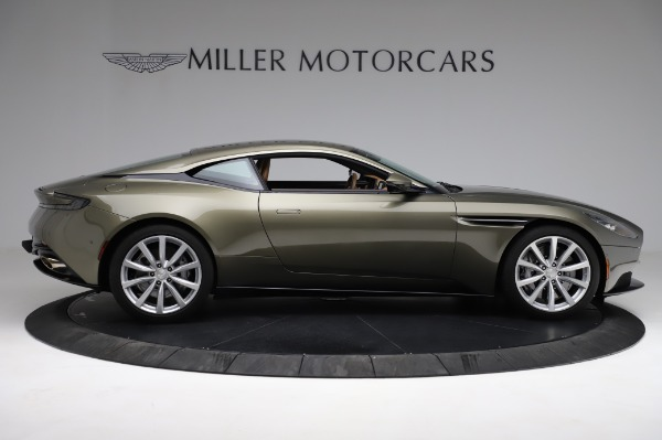 Used 2018 Aston Martin DB11 V8 for sale $151,900 at Rolls-Royce Motor Cars Greenwich in Greenwich CT 06830 8