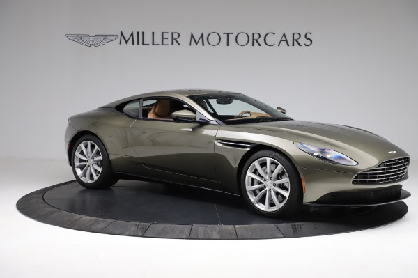 Used 2018 Aston Martin DB11 V8 for sale $151,900 at Rolls-Royce Motor Cars Greenwich in Greenwich CT 06830 9