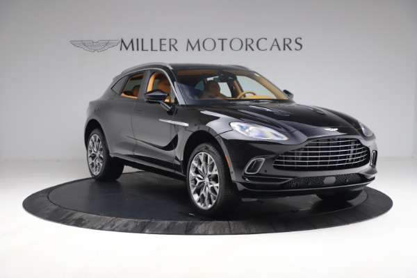 New 2021 Aston Martin DBX for sale $207,886 at Rolls-Royce Motor Cars Greenwich in Greenwich CT 06830 10