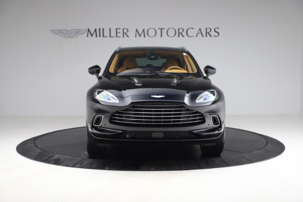 New 2021 Aston Martin DBX for sale $207,886 at Rolls-Royce Motor Cars Greenwich in Greenwich CT 06830 11