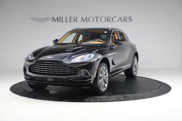 New 2021 Aston Martin DBX for sale $207,886 at Rolls-Royce Motor Cars Greenwich in Greenwich CT 06830 12