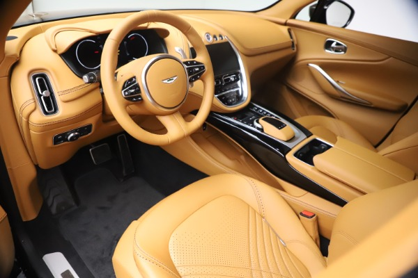 New 2021 Aston Martin DBX for sale $207,886 at Rolls-Royce Motor Cars Greenwich in Greenwich CT 06830 13