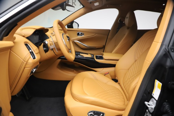 New 2021 Aston Martin DBX for sale $207,886 at Rolls-Royce Motor Cars Greenwich in Greenwich CT 06830 14