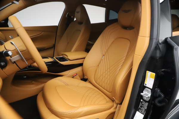 New 2021 Aston Martin DBX for sale $207,886 at Rolls-Royce Motor Cars Greenwich in Greenwich CT 06830 15