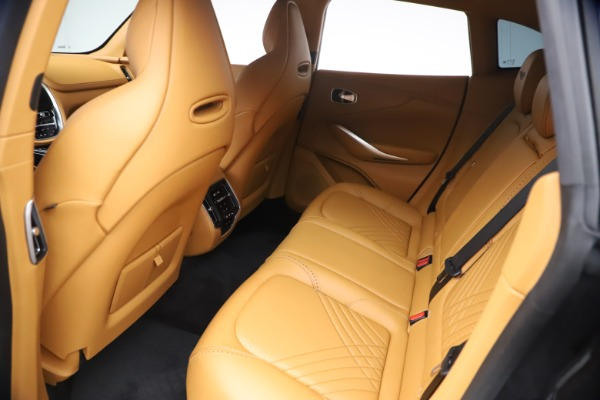 New 2021 Aston Martin DBX for sale $207,886 at Rolls-Royce Motor Cars Greenwich in Greenwich CT 06830 17