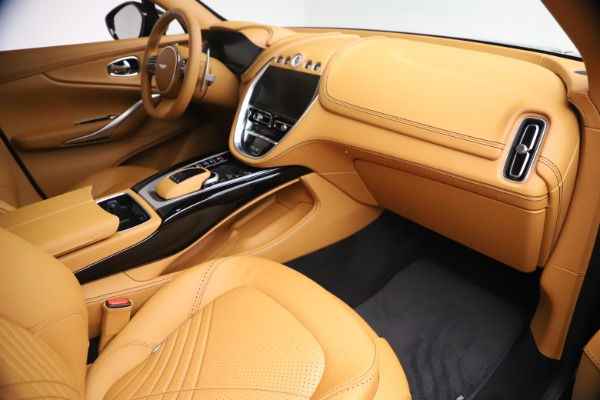 New 2021 Aston Martin DBX for sale $207,886 at Rolls-Royce Motor Cars Greenwich in Greenwich CT 06830 19