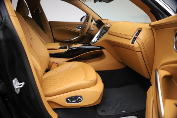 New 2021 Aston Martin DBX for sale $207,886 at Rolls-Royce Motor Cars Greenwich in Greenwich CT 06830 20