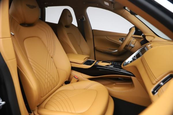 New 2021 Aston Martin DBX for sale $207,886 at Rolls-Royce Motor Cars Greenwich in Greenwich CT 06830 21