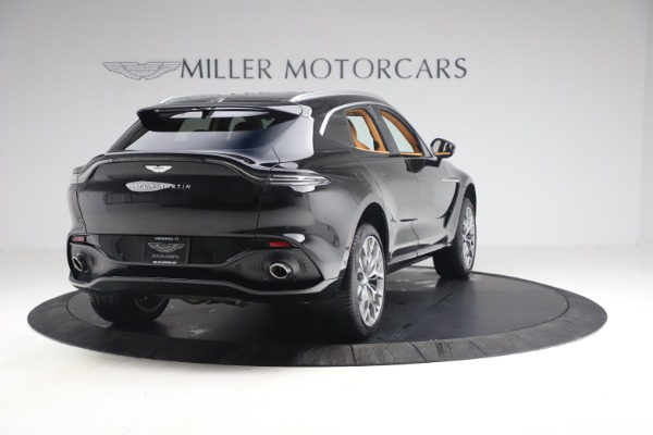 New 2021 Aston Martin DBX for sale $207,886 at Rolls-Royce Motor Cars Greenwich in Greenwich CT 06830 6